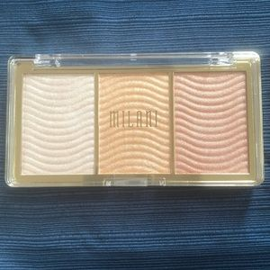 Milani Makeup - Milani Highlighter Palette !